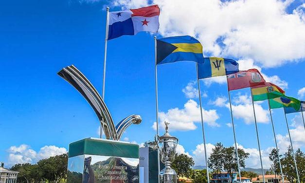 El Latin American Amateur Championship 2018 en Chile crea importante estímulo en la región