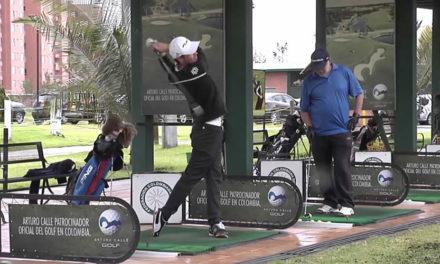"""El privilegio de tener un campo """"público"""" de golf en Bogotá"""