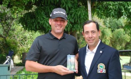 Félix Domínguez gana el torneo Amateur en el CCC