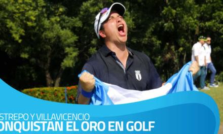 Guatemala tres medallas y Panamá dos en el golf Centroamericano