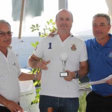 Heriberto Linares vencedor