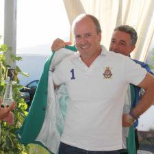 Heriberto Linares con la Chaqueta Verde
