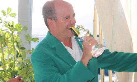 """Heriberto Linares se hace con la """"chaqueta verde"""" de Swing del Sur"""