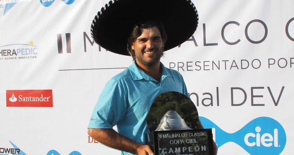 Horacio León se impone en el II Malinalco Classic