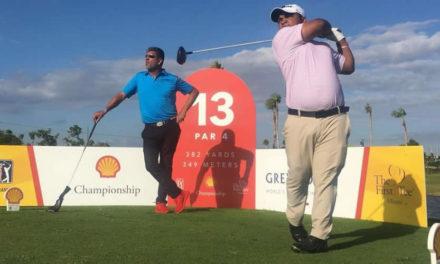 Juan Álvarez terminó con gran producción en el PGA TOUR Latinoamérica