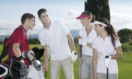 La tarea de enganchar a nuestros seres queridos al golf
