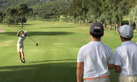 Lauro Golf acoge la final del Pequecircuito de Andalucía 2017