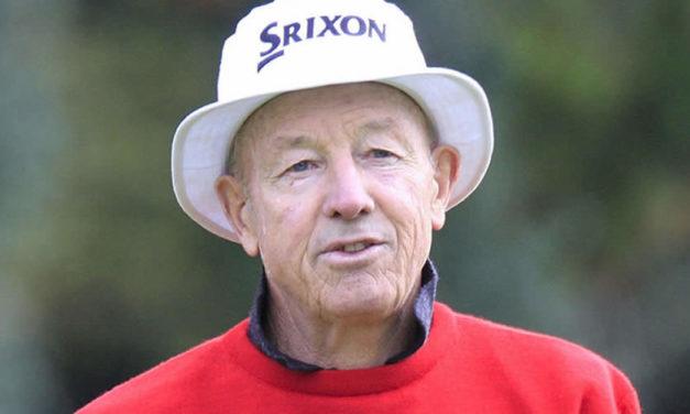 Leyenda del golf europeo y de la Ryder Cup falleció este jueves a los 76 años