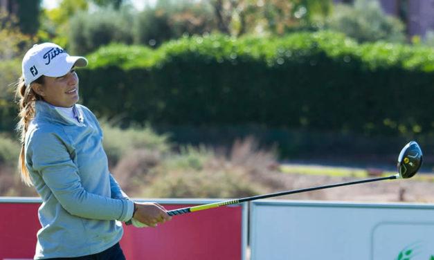 Luna Sobrón irrumpe en el LPGA firmando una brillante Final de la Escuela de Clasificación