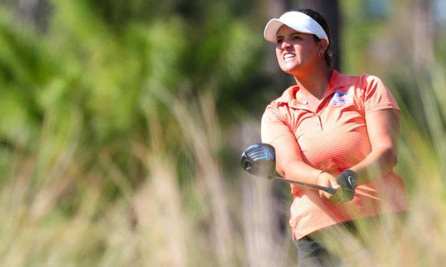 María Torres saca tarjeta para el LPGA Tour 2018 tras vencer a Daniela Darquea en un playoff múltiple en la Q-School