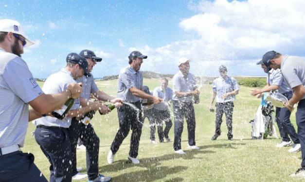 PGA TOUR Latinoamérica definió equipo para la Aruba Cup 2017