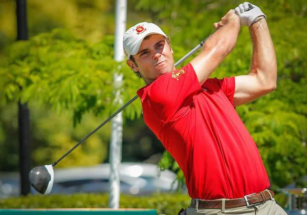 Adriá Arnaus, radiografía a uno de los grandes talentos jóvenes del golf español
