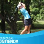 Restrepo lidera Golf de Damas en Centroamericanos de Managua