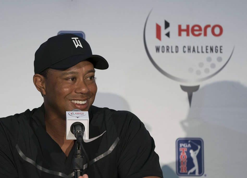Tiger Woods de regreso (cortesía The Globe and Mail)