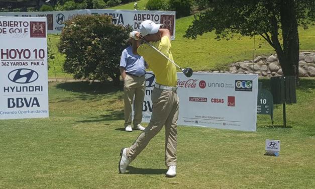 Todo listo para comenzar la fiesta del Abierto de Golf Los Leones 2017