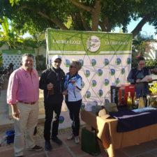 Tove Pedersen y Jesús Sierra se proclaman ganadores del Torneo Día del Club de Lauro Golf