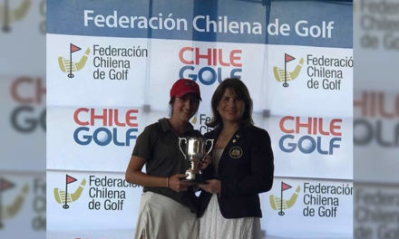 Valentina Gilly comandó Abierto de Chile de Damas