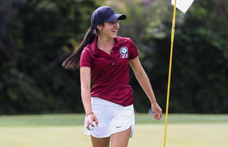 Valentina Gilly conquistó Abierto de Chile de Golf
