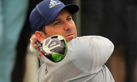 Callaway confirma el fichaje de Sergio y Adidas su renovación