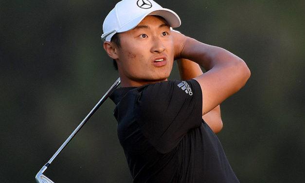 China comienza a llamar a la puerta del golf con insistencia
