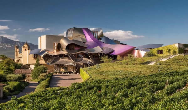 Hotel Marqués de Riscal, a Luxury Collection Hotel Álava Certificado de Excelencia 2017