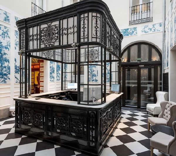 Boutique Hotel Only YOU Boutique Madrid Premio Travellers' Choice Hoteles 2017, categoría de Mejores Hoteles (8º España)