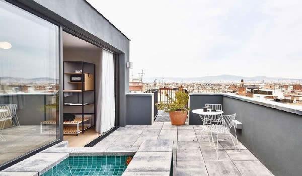 Hotel Brummell Barcelona Premio Travellers' Choice Hoteles 2017, categoría de Mejores Hoteles Pequeños (23º España)