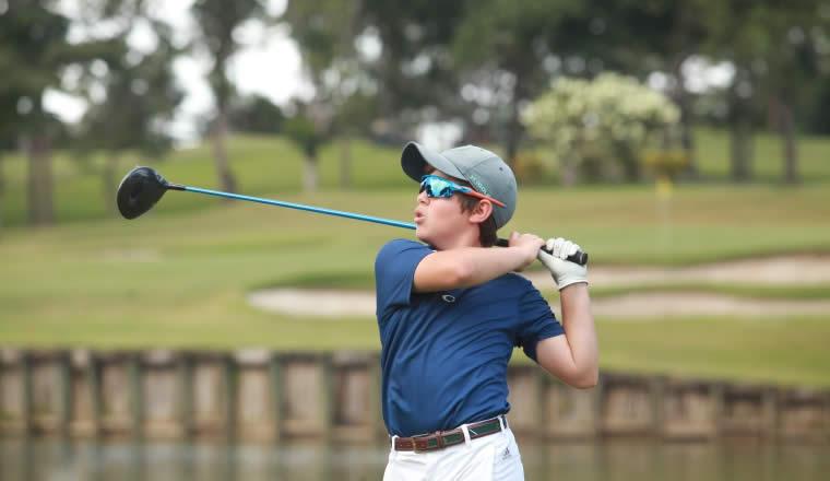 Samuel obtuvo la cuarta mejor puntuación de todo el torneo