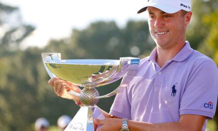 El actual campeón de la FedExCup Justin Thomas se compromete a jugar el World Golf Championships-Mexico Championship en 2018