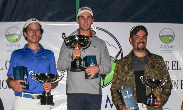El golf del Valle de México tiene nuevos campeones AGVM 2018