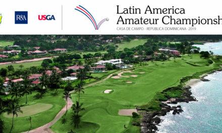 El Latin America Amateur Championship 2019 regresa a Casa de Campo en República Dominicana