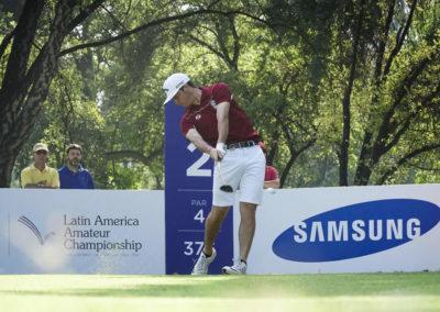 Galería de fotos, Latin America Amateur Championship 2018 día domingo (cortesía Enrique Berardi / LAAC)