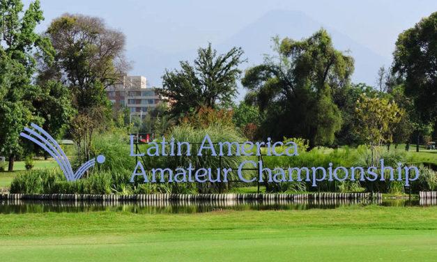 Galería de fotos, Latin America Amateur Championship 2018 día domingo