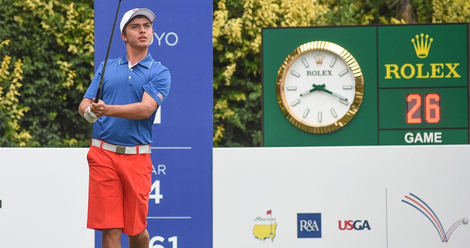Golfista tico Andrés Russi jugará en universidad de Estados Unidos