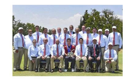 Importantes personalidades de la Federación Sudamericana de Golf estuvieron presentes en el LAAC 2018