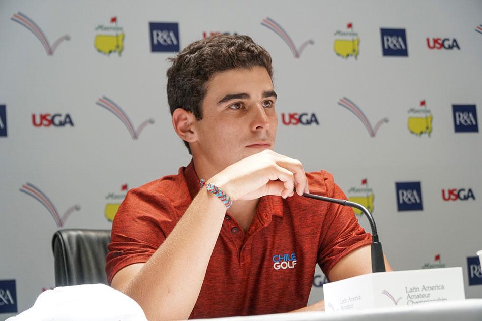 Joaquín Niemann (CHI) / Foto: Gentileza Enrique Berardi/LAAC