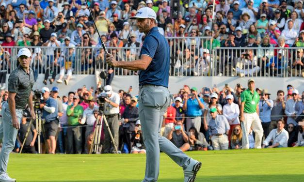 Johnson y García destacan entre los primeros golfistas confirmados para el World Golf Championships-Mexico Championship