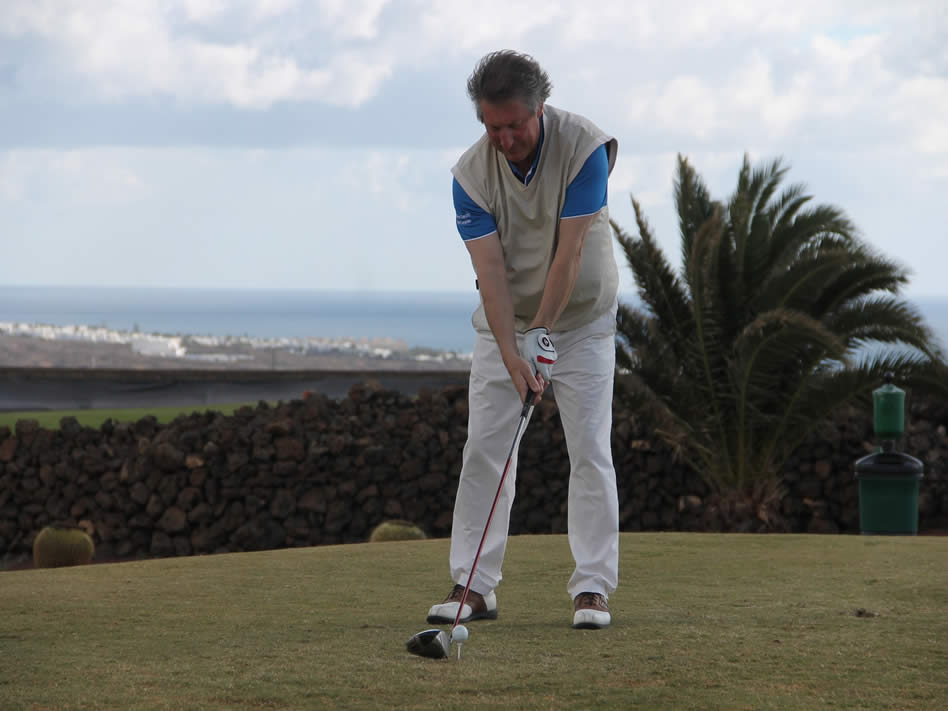 La gala de entrega de trofeos clausura la I International Golf Lanzarote Cup