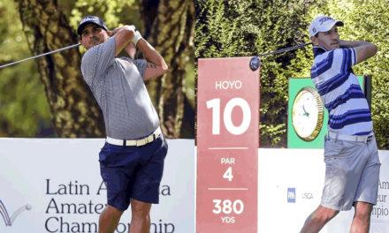 La otra cara del golf: el jugador que vivió la catástrofe de un huracán y el que fue reprimido en Venezuela