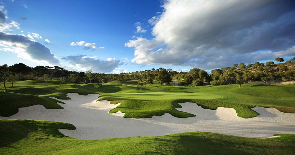 Las Colinas Golf se sitúa en el puesto 55 de los 100 mejores campos de Europa continental tras un espectacular salto en el ranking