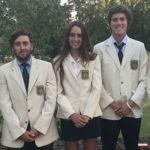 Los uruguayos demostraron su nivel; el canadiense Crisologo y la paraguaya Chaves campeones