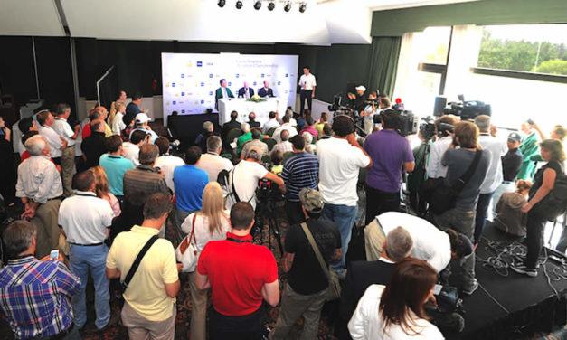 Prensa LAAC 2018 respira las emociones del Golf Latino