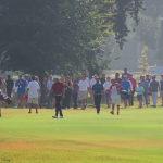 Video, el público siguiendo las últimas partidas del Latin America Amateur Championship 2018