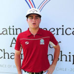 "Video, Jorge ""Pichu"" García en el Latin America Amateur Championship 2018"