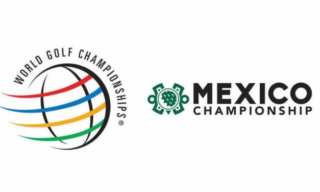 World Golf Championships-Mexico Championship 2018 inicia su proceso de acreditación para medios
