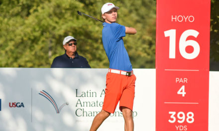 Costa Rica será la primera sede del Abierto Centroamericano Amateur de Golf