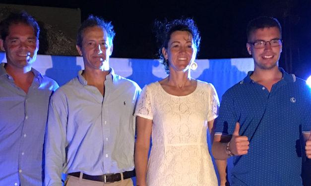El canario César Fernández de Caleya, ganador absoluto de la Final Internacional del Audi Movistar+ Tour