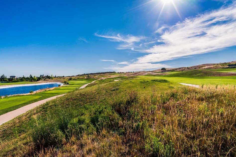 El Centro Nacional de Golf, un pulmón verde en el corazón de la capital de España