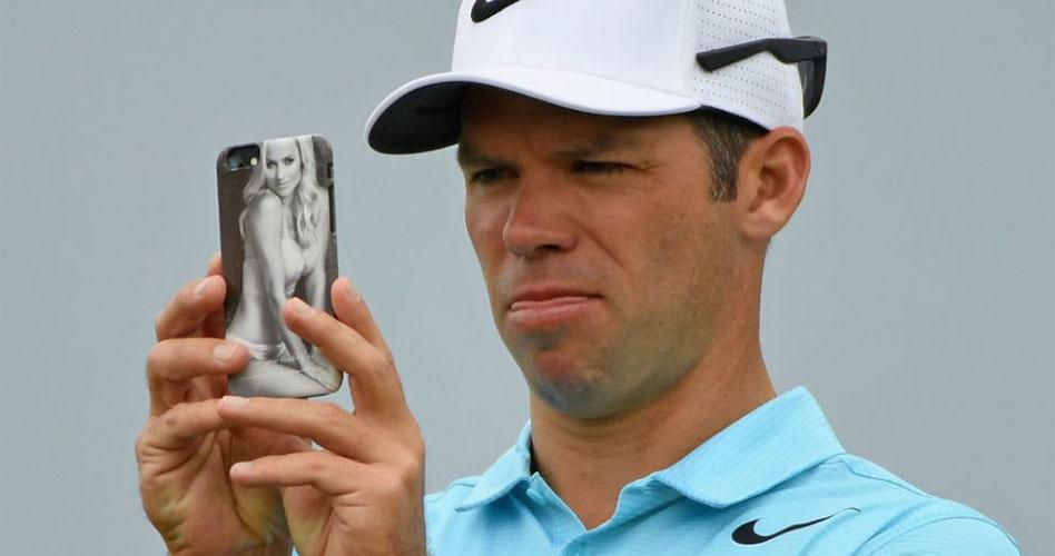 El golf da oportunidad de usar el celular en los torneos