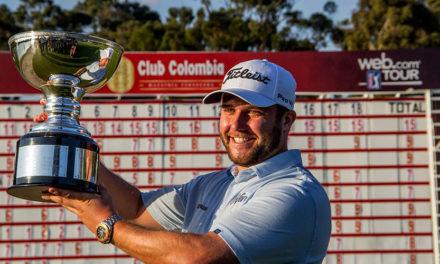 El inglés Ben Taylor se quedó con el título del Club Colombia Championship